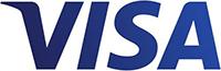 クレジットカード対応・VISA